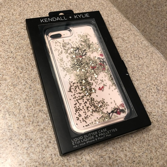 hot sale online d73ea 7afb0 Kendall & Kylie iPhone 8 Plus Case NWT
